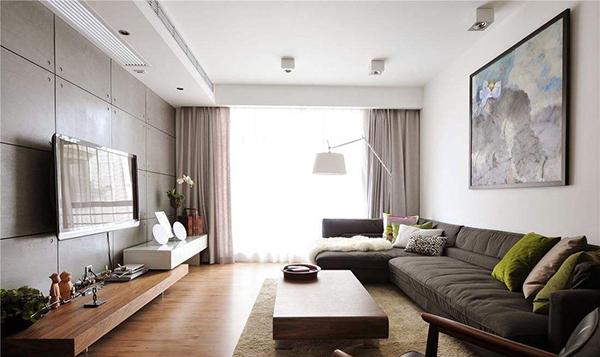现代风格客厅该如何装修 做好这五点就对了