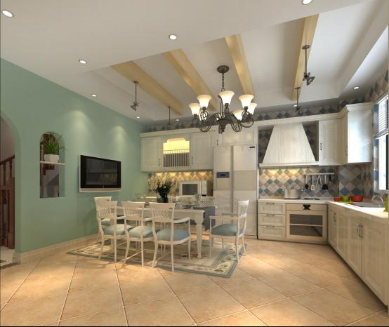 厨房装修吊顶步骤都有哪些呢?