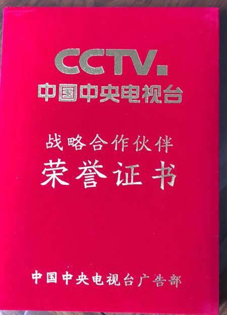 品牌传播再升级,蓝迪装饰与CCTV1 结成战略合作伙伴关系