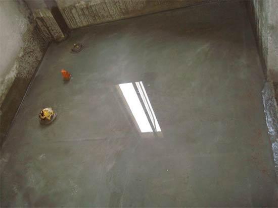 专业的卫生间防水堵漏方法及施工注意事项
