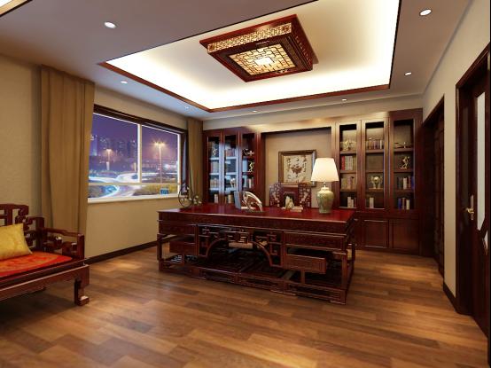 中式装修办公室装修有哪些技巧? 办公室装修要点有哪些?