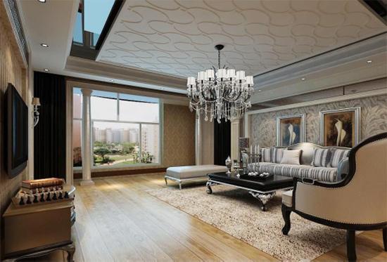 客厅吊顶的样式和装修步骤