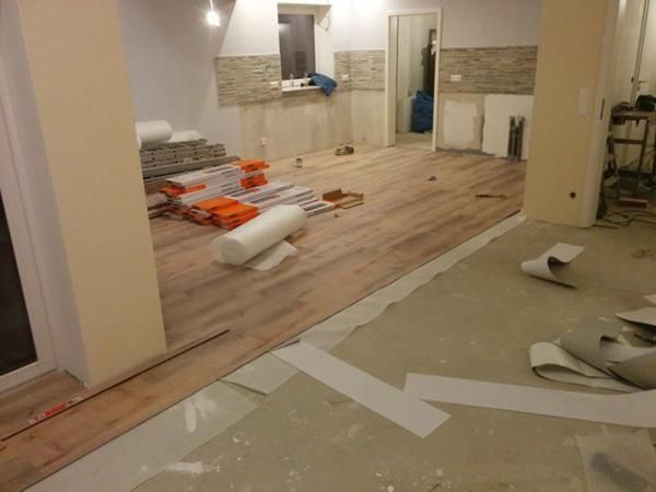 木地板鋪貼有什么好的方法? 應該怎么貼呢?